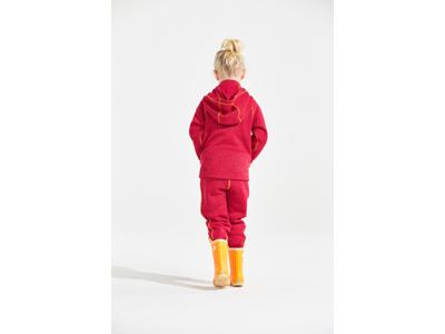Didriksons Strokken Kids Jacket - Fleecejakke Børn - Pink