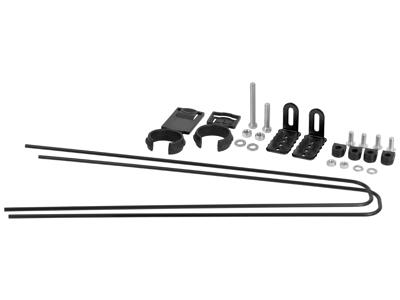 """Polisport Expander City 51 - Skärmset - 26\"""", 28\"""" och 700c"""