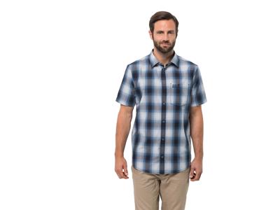 Jack Wolfskin Hot Chili Skjorte - Herre - Blåternet