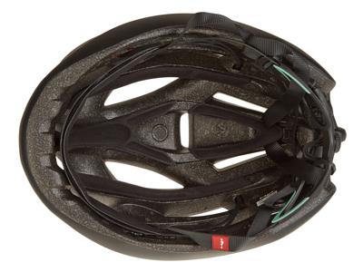 MET Trenta - Cykelhjälm - Svart och vitt