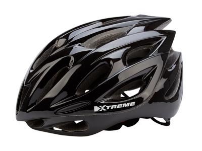 Cykelhjelm Xtreme X-Turbo Str. 56-62 cm Sort