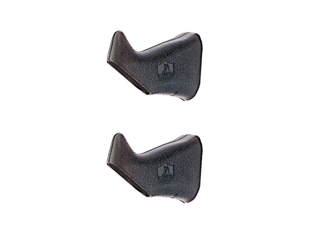 Image of   Campagnolo - Ergopower gummi Hoods - Til modeller før 1997 - Sort - Sæt af 2 stk