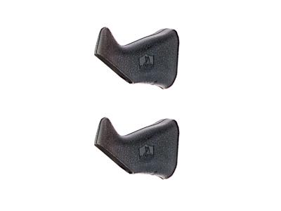 Campagnolo - Ergopower gummi Hoods - Til modeller før 1997 - Sort - Sæt af 2 stk
