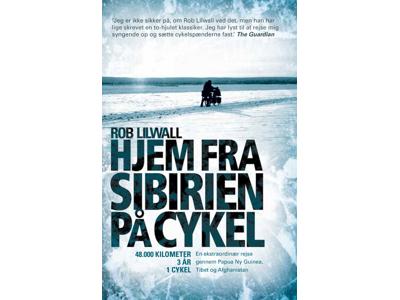 Bok: Home från Sibirien med cykel