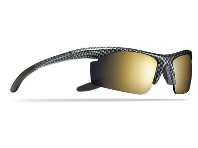 Trespass Adze - Fritids- och cykelglasögon - Karbon look