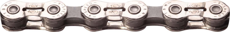 YBN - Kæde 9 Gear - SH9-S - 116 Led - Sølv/Grå | Chains
