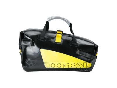 Topeak Journey Trailer TX med Drybag - Cykeltrailer - Thru Axle