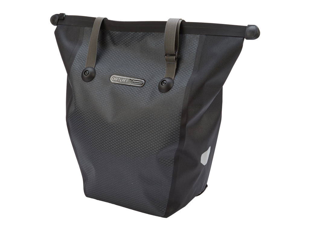 Image of   Ortlieb - Bike-Shopper - Grå/Sort 20 liter