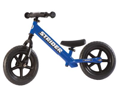 Strider Sport - Løbecykel - Blå