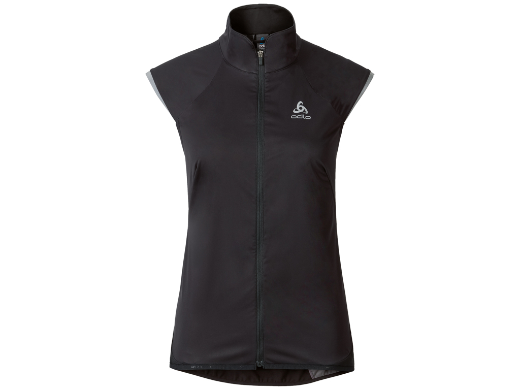 Image of   Odlo dame vest - Zeroweight logic - Sort - Str. L