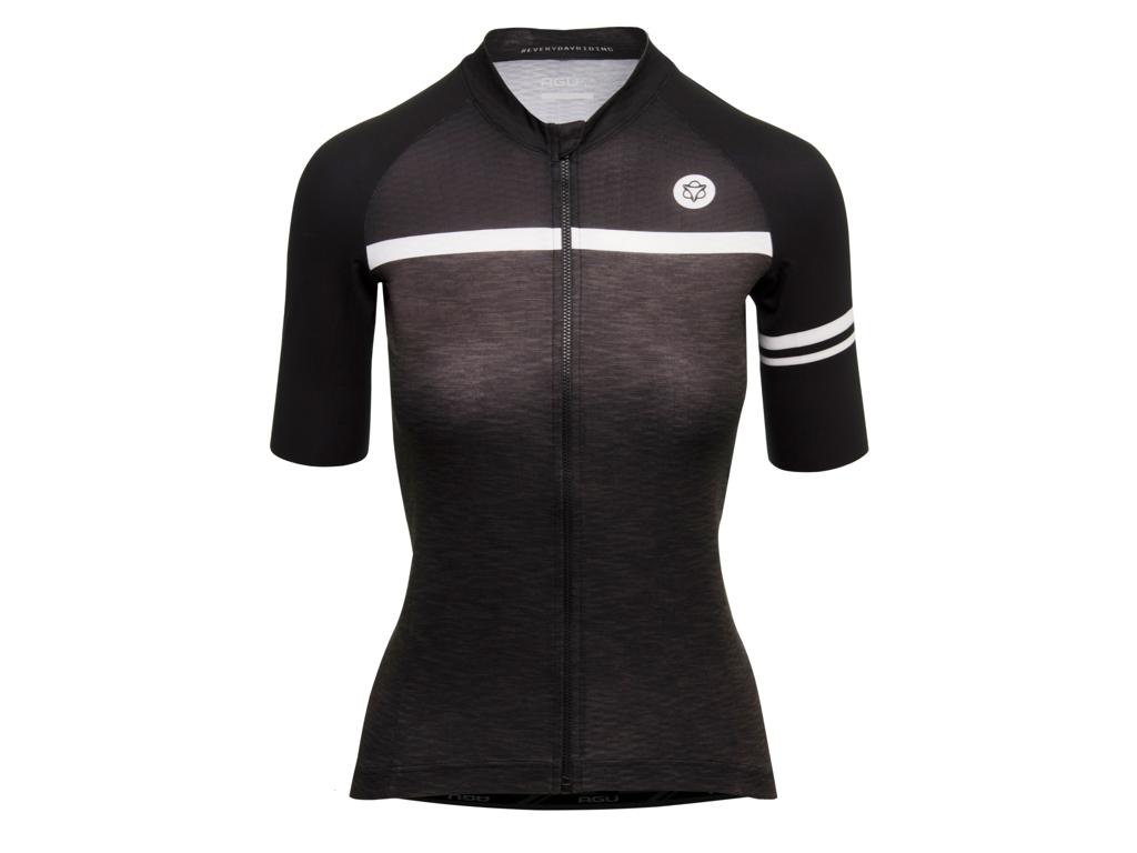 Image of   AGU Jersey SS Essential Blend - Dame cykeltrøje - Grå - Str. L