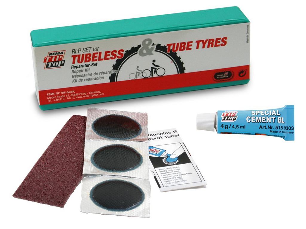 Rema Tip Top - Reparationskit til tubeless thumbnail