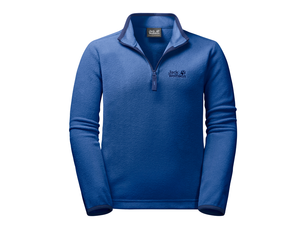 Jack Wolfskin Gecko - Fleece pullover - Kids - Str. 140 - Coastal blue thumbnail
