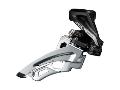 Shimano SLX - Forskifter FD-M7000 - 3 x 10 gear High clamp med bånd - 28,6-34,9mm