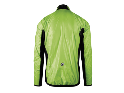 Assos Mille GT Wind Jacket - Cykeljakke - HiVis Grøn