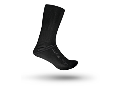 Strømper GripGrab Windproof Sock sort str. L (42-43)