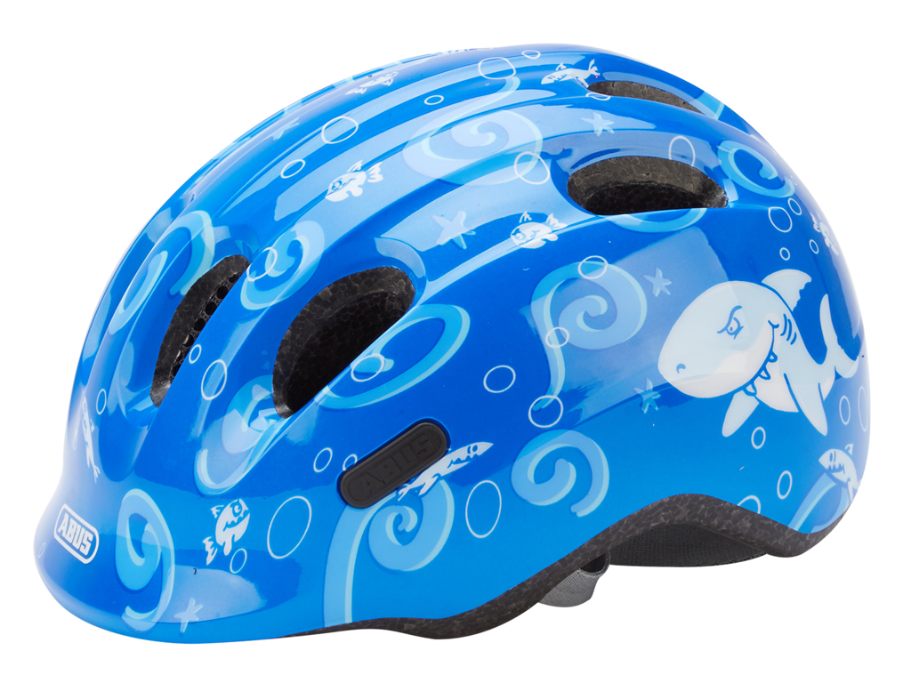 Image of   Abus Smiley 2.0 cykelhjelm - Str. 45-50 cm - Blå