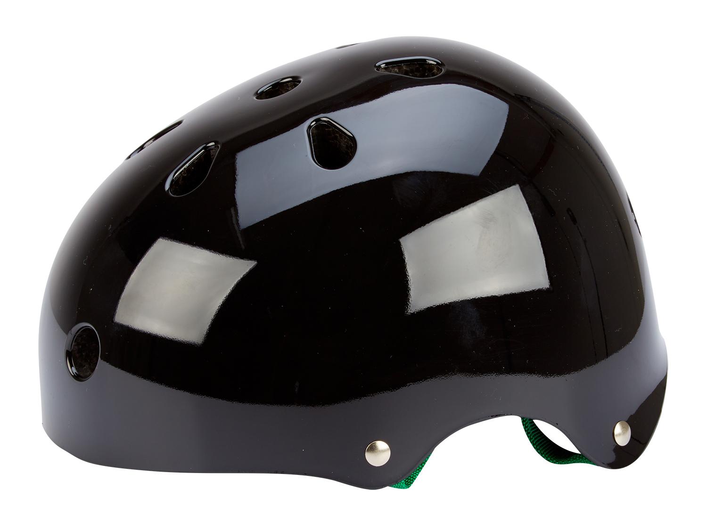Cykel- og skaterhjelm Slamm Scooters Sort | Helmets