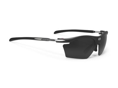 Rudy Project Rydon Slim - Løbe- og cykelbrille - Smoke Black Linser