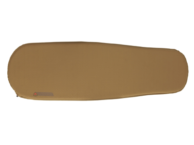 Robens Rockshield 38 - Liggeunderlag - 183 x 55 x 3.8 cm - Gul