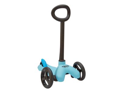 Micro Microlino- Sparkcykel till barn från 1,5 år - Blå