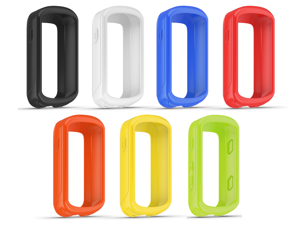Image of   Garmin Edge 830 Overtræk/Cover - Silicone - Gul