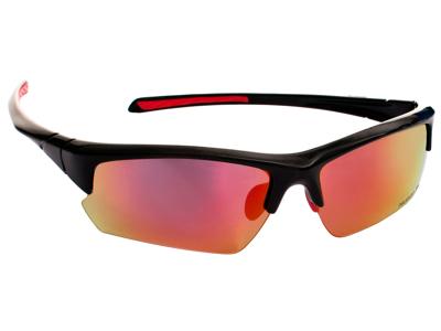Trespass Falconpro - Fritids- och cykelglasögon - Svarta