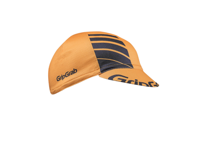 GripGrab Lightweight Summer Cap 5022 - Cykelkasket - Orange - One Size