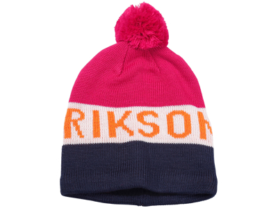 Didriksons Tomba Knitted Kids Beanie - Hue Børn - Pink