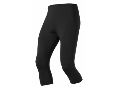 Odlo herre tights 3/4 - SLIQ ACTIVE RUN - Sort - Str. S