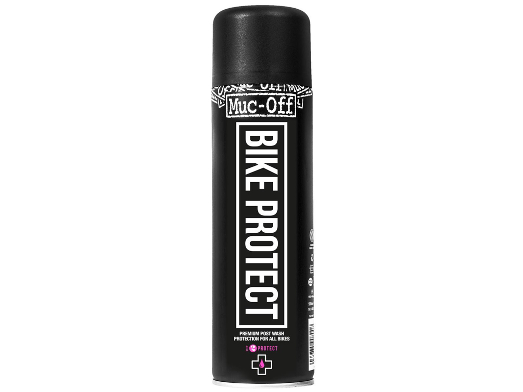 Image of   Muc-Off Bike Protect - Fordriver fugt og beskytter cyklen - 500 ml