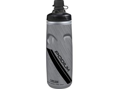 Camelbak Podium Chill MTB - Drickflaska 0,62 liter - 100% BPA fri - Grå/Svart