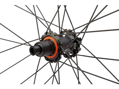 "Atredo - Hjulsæt - MTB - Carbon - Superlight - 29"" - Thru-axle XD - Sort"