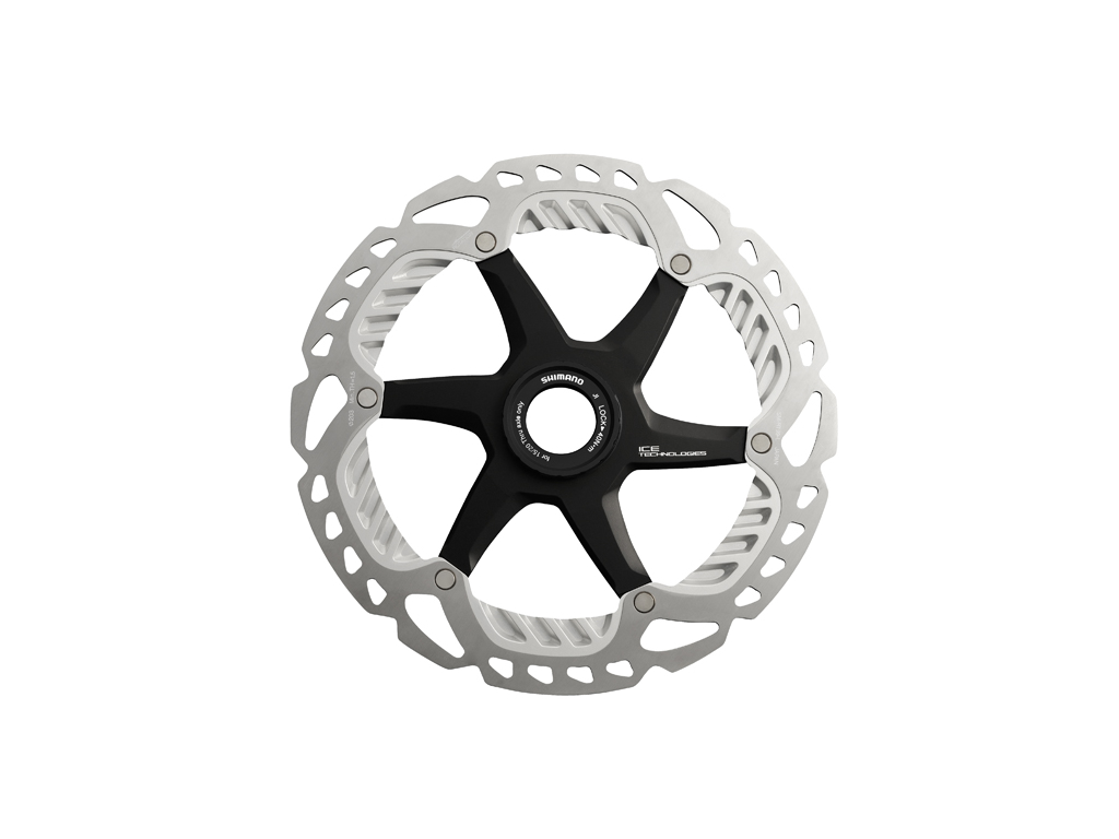 Image of   Shimano XTR/Saint - Rotor til skivebremser 203mm til center lock