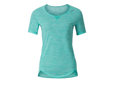 Odlo dame shirt - Revolution TW Light - Mintgrøn melange