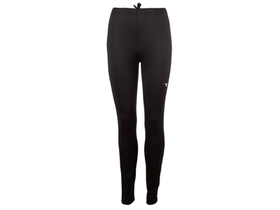 Diadora Lange Tights - Dame - L. STC Filament Pant - Sort