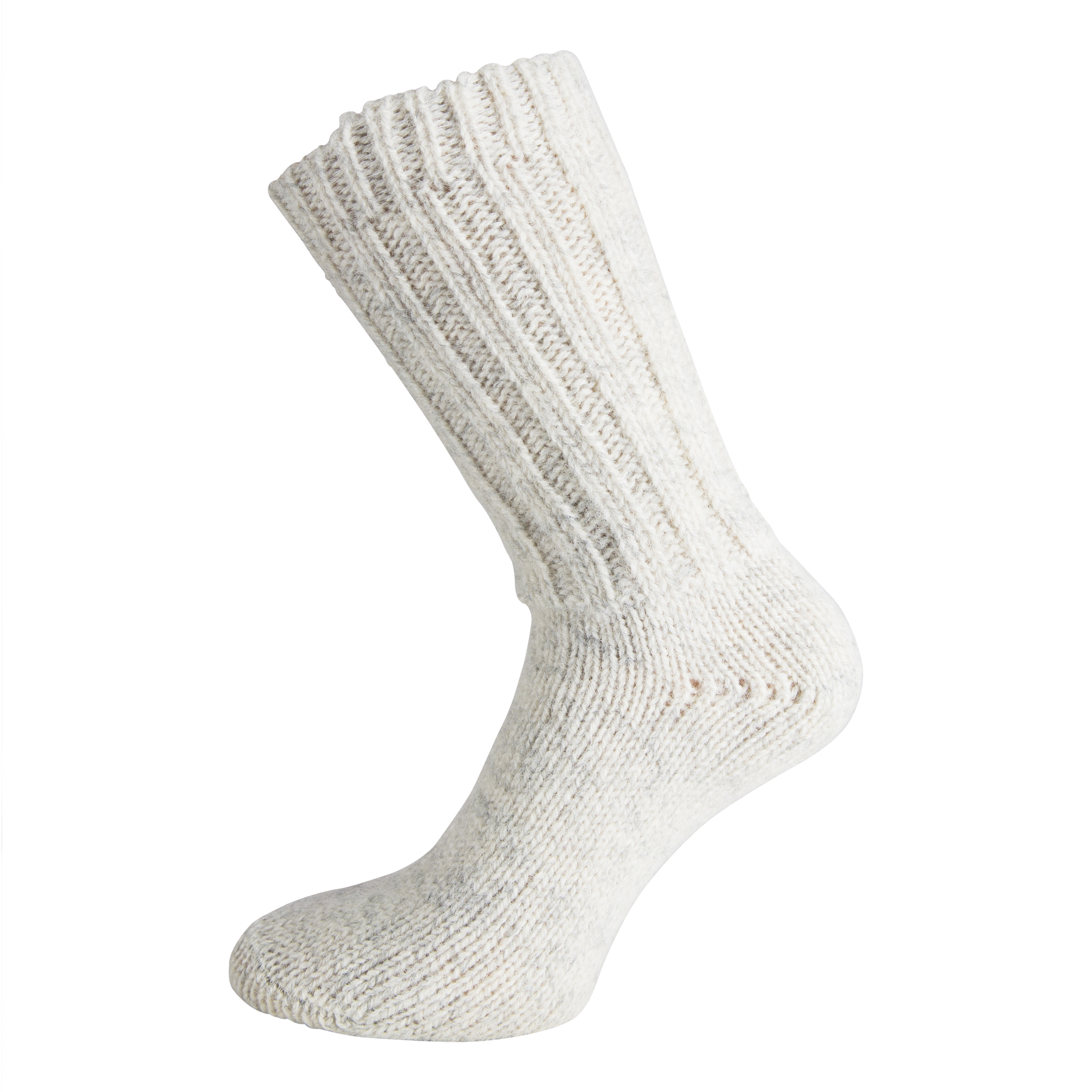 Ulvang Raggsokk - Kraftig uldsok - Natur | Socks