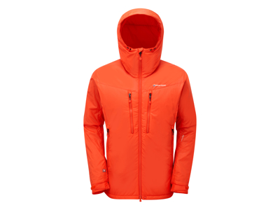 Montane Flux Jacket - Fiberjakke - Herre - Orange - Str. L