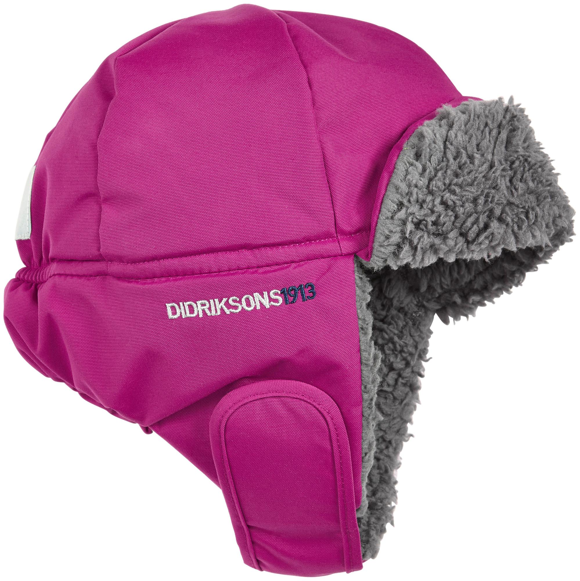 Didriksons Biggles Kids Cap - Hue - Lilla | Headwear