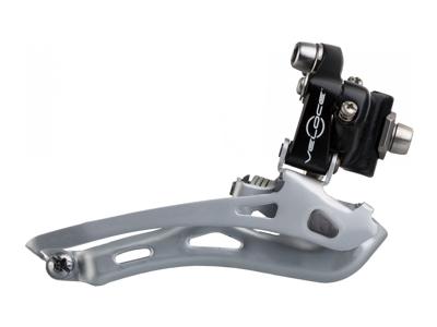 Campagnolo Veloce - Forskifter 9 og 10 gears braze-on - Sort