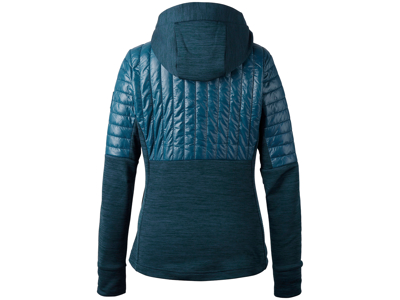 Didriksons Annema Womens Jacket - Softshelljakke Dame - Blå