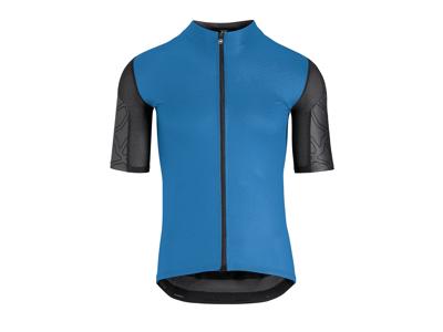 Assos XC kort ermet jersey - MTB sykkeltrøye - blå