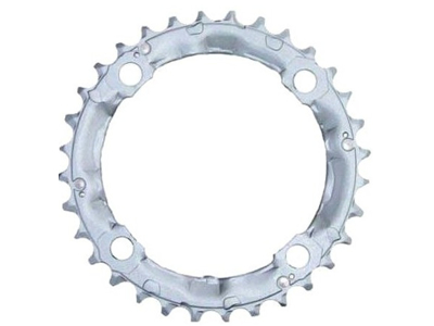 Shimano Deore - Klinge 44 tands FC-M540 Triple 9 gear