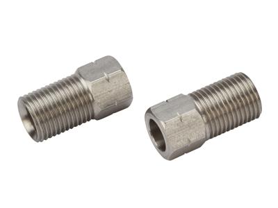 Atredo - Hydraulisk kabelskrue til Shimano/Formula/Avid/Magura 5.0mm - 2 stk.