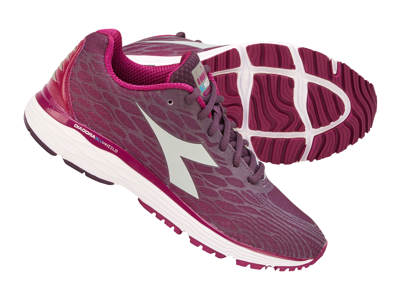 Diadora - Mythos Blushield Fly 2 - Lady - Plum / Violet