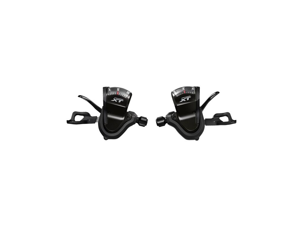 Image of   Shimano XT - Skiftegrebsæt Trekking 2/3 x 10 gear