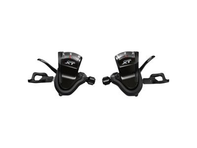 Shimano XT - Skiftegrebsæt Trekking 2/3 x 10 gear