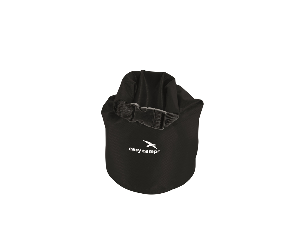Image of   Easy Camp Dry-pack XS - Vandtæt pakpose XS - Sort