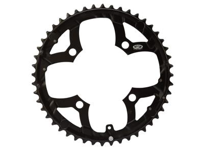 Shimano Deore klinge - 48 tands sort - Type FC-M530 - 9 gear