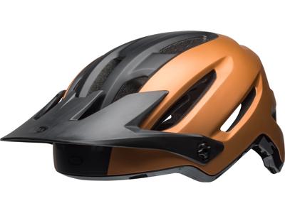 Bell 4Forty - Cykelhjelm - Mat/Gloss Kobber/Sort